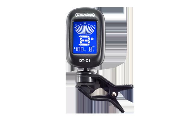 Jim Dunlop DT-C1 Clip-On Tuner