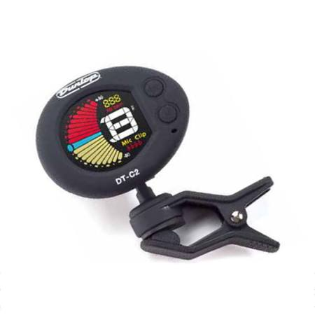 Jim Dunlop DT-C2 Deluxe Clip-On Tuner