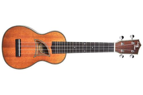 Eddy Finn EF-15-S Soprano Solid Mahogany Ukulele