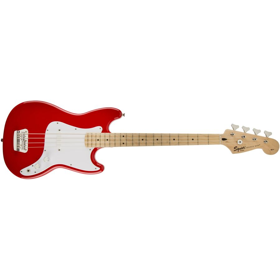 Squier by Fender Affinity Bronco Bass, Torino Red