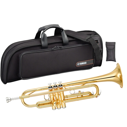 Yamaha YTR-2330 Standard BB Trumpet Gold Lacquer