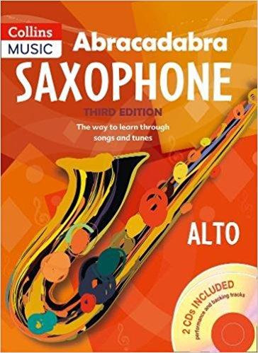 Abracadabra Saxophone third edition