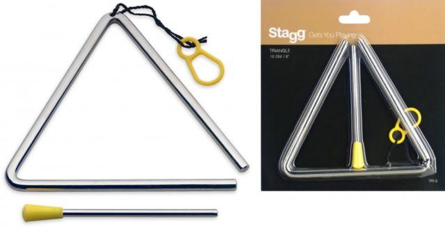 Stagg Tri-6 Triangle 6