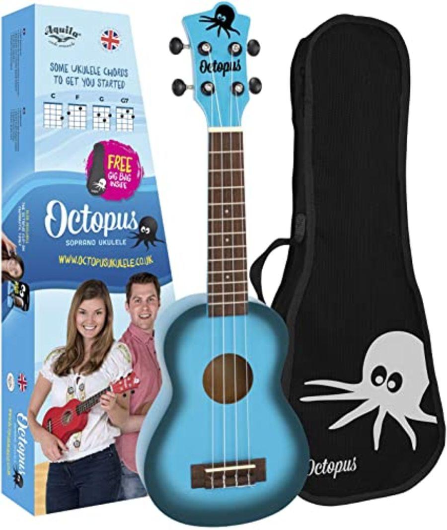 Octopus-Soprano Ukelele