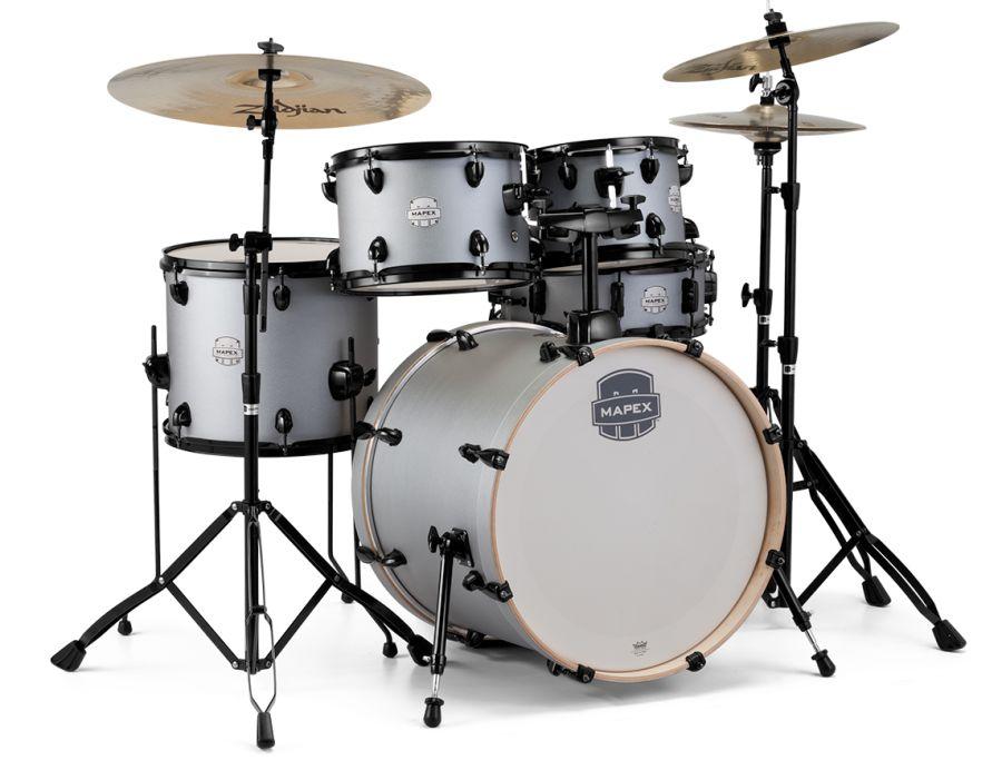 Mapex Storm 5-Piece Fusion Drum Set