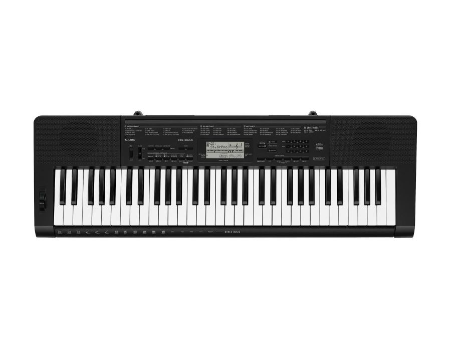 Casio CTK-3500 61 Key Touch Sensitive Portable Keyboard