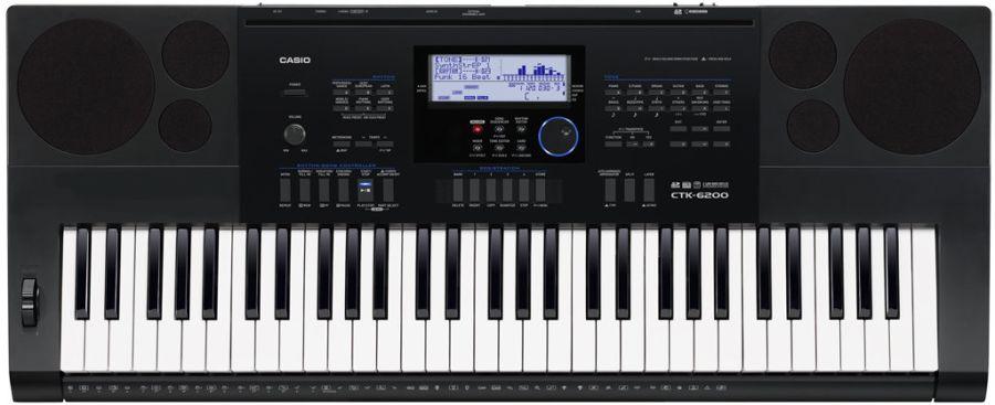 Casio CTK-6200 Portable Keyboard