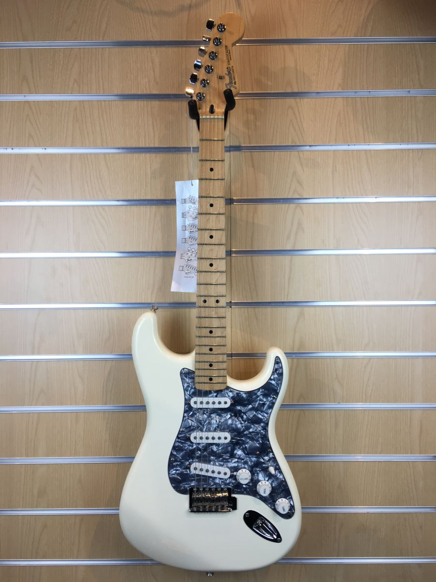 SOLD Fender Mexican Stratocaster