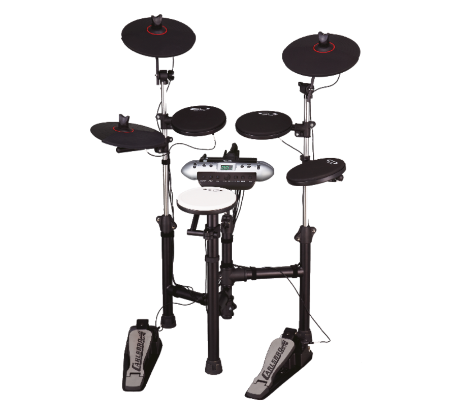 Carlsbro CSD 120 Compact Electronic Drum Kit