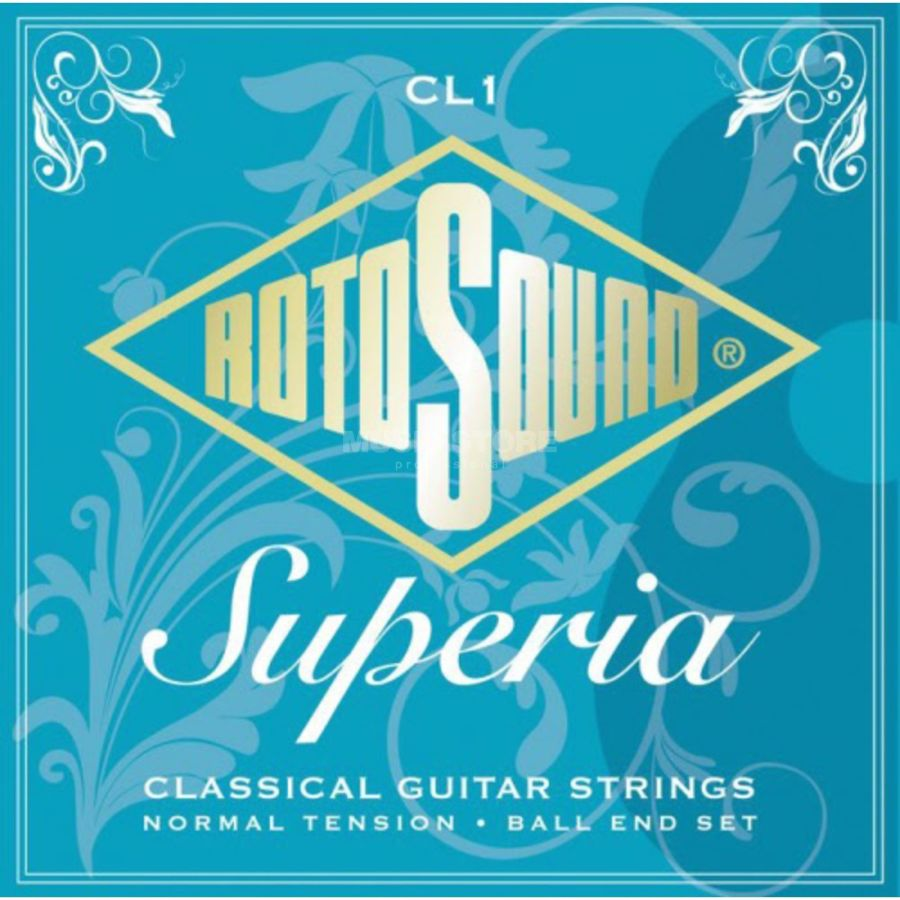 Rotosound CL1 Superia Classical Guitar Strings (Ball End)