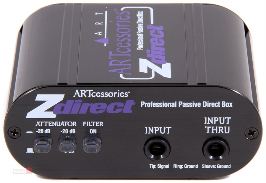Art Z Direct Professional Passive Di Box