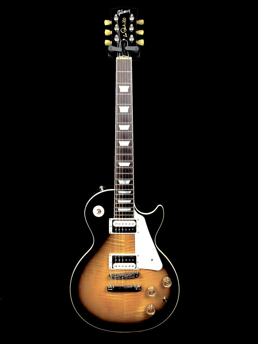 PRE LOVED 2015 GIBSON USA LES PAUL CLASSIC 100th LTD EDITION, PRICE TBC