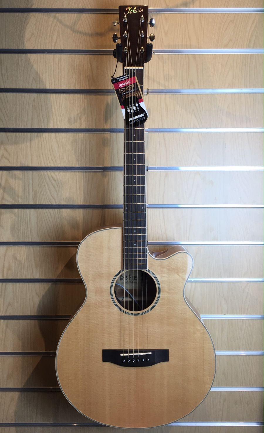 Tokai CE170E Electro Acoustic Guitar with Gig Bag