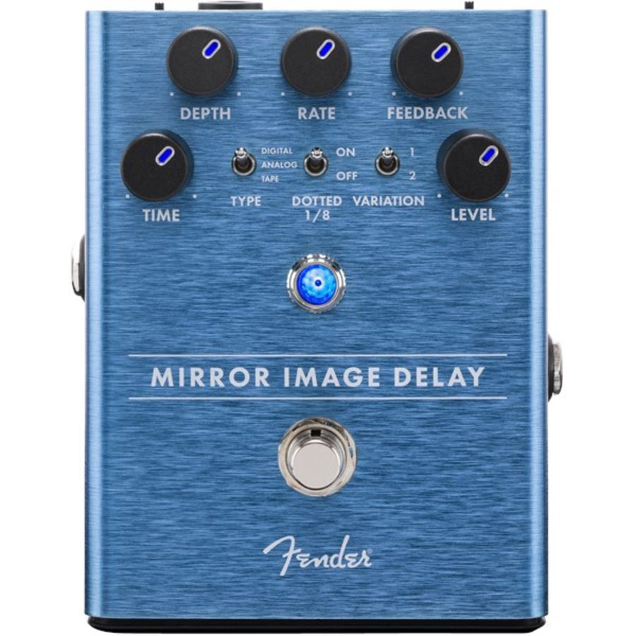 Fender - Mirror Image Delay - Guitar Effects Pedal