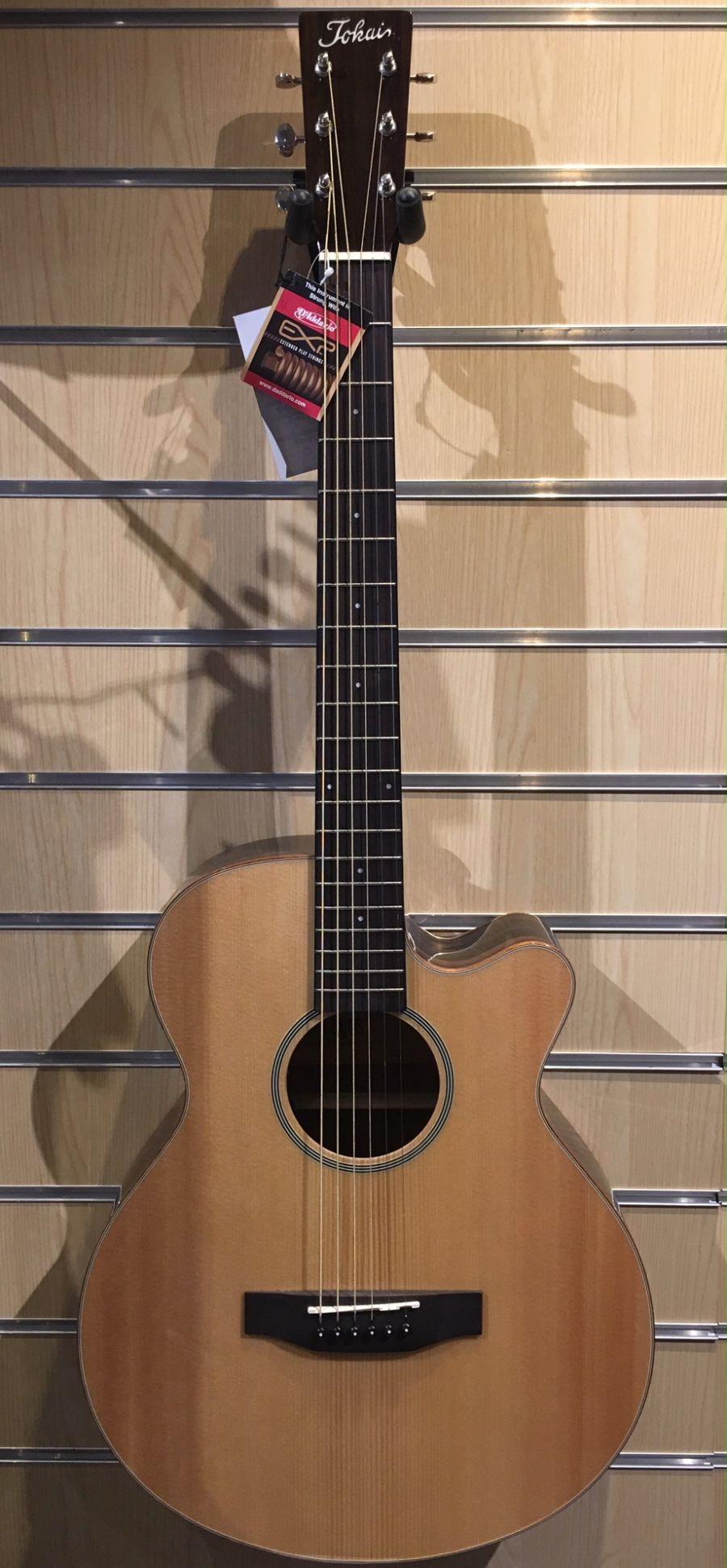 Tokai Cats Eyes CE200E Electro-Acoustic Guitar