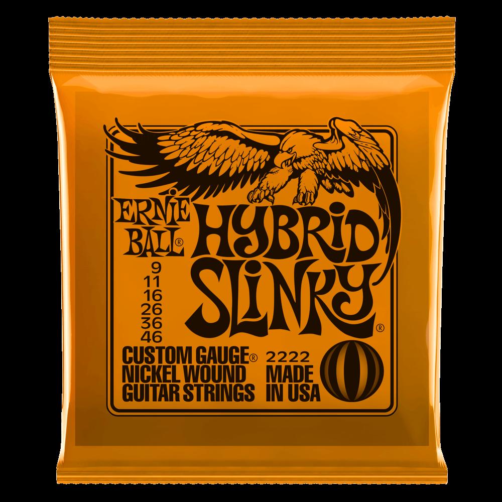Ernie Ball Hybrid Slinkys