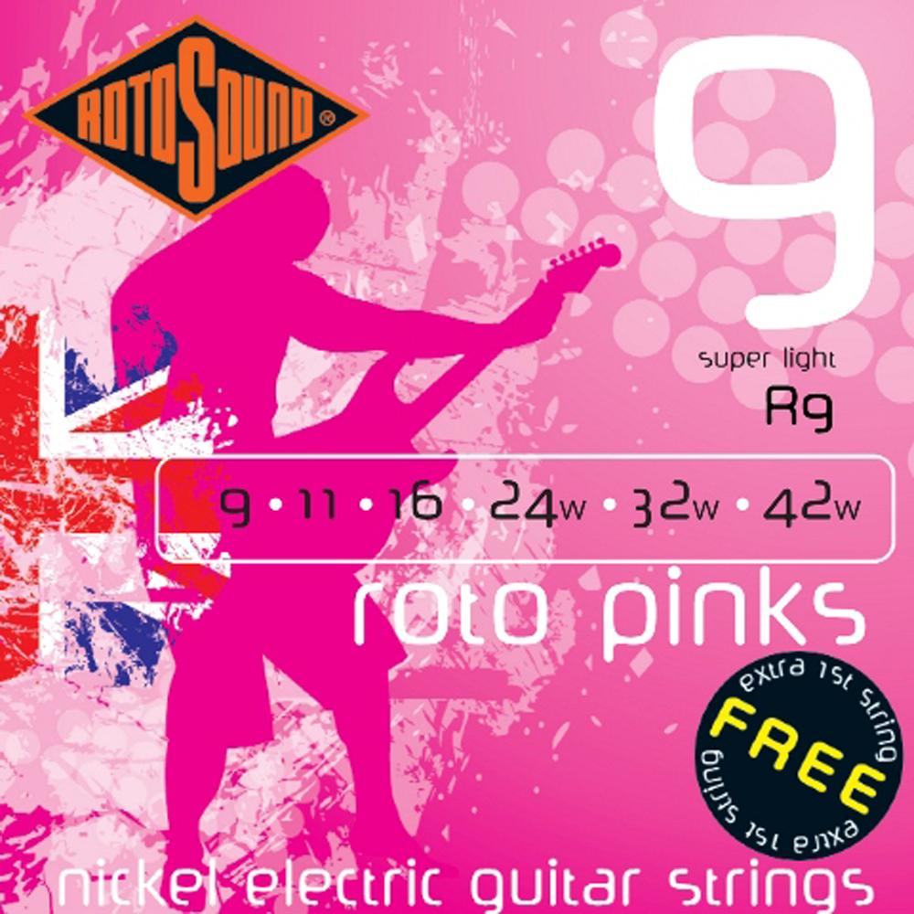 Rotosound Pinks