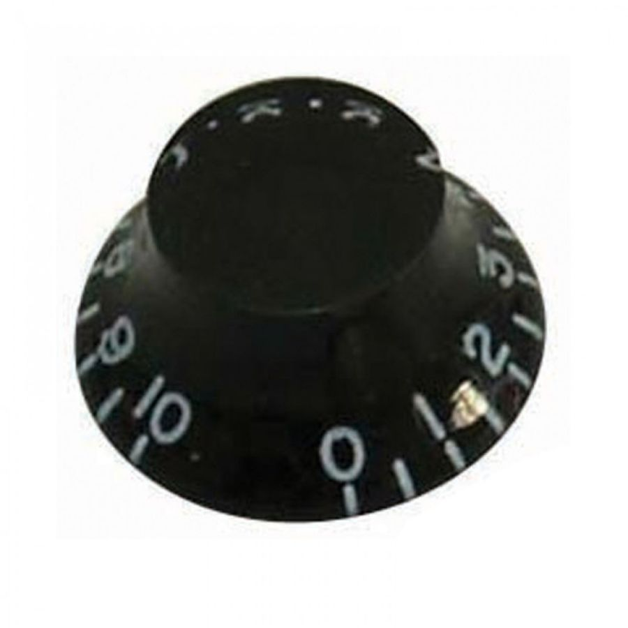 GT Control Knobs - Black Set4/ KB160
