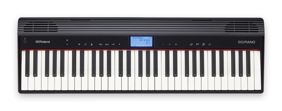 Roland GO:PIANO 61 Key Bluetooth Enabled Digital Piano