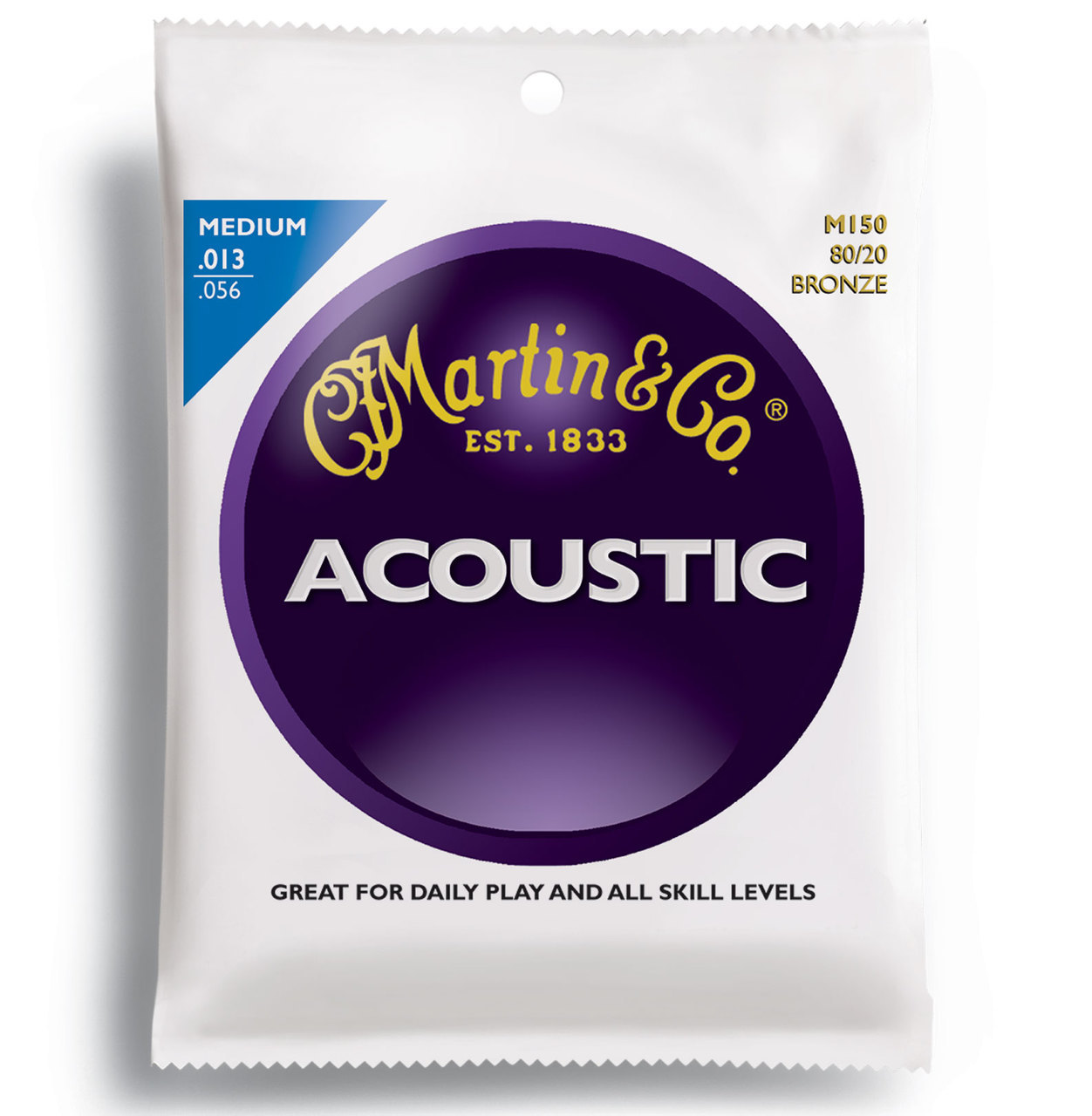 Martin Acoustic Strings Offer. Buy Two Get One Free.