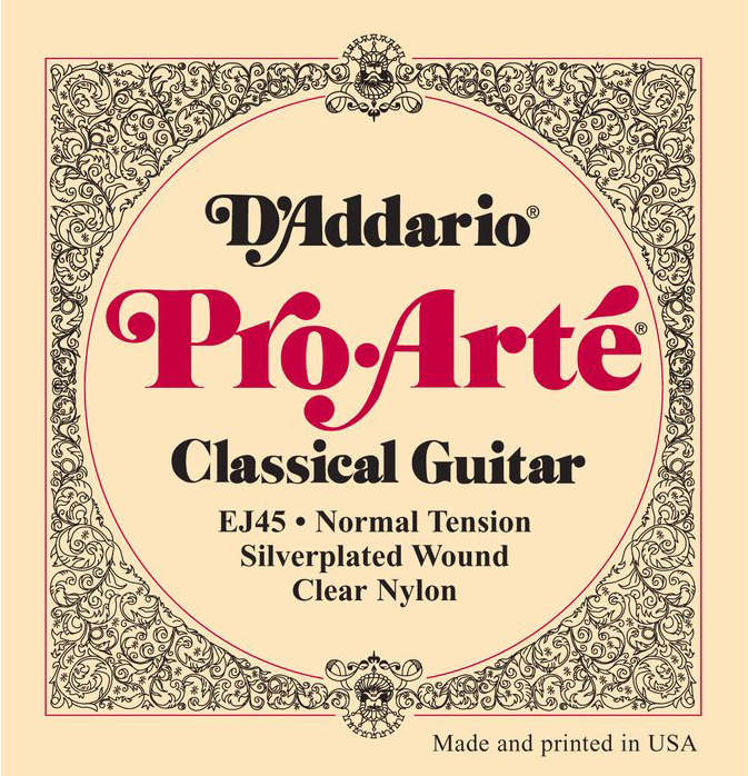 D`Addario Pro Art Normal Tension
