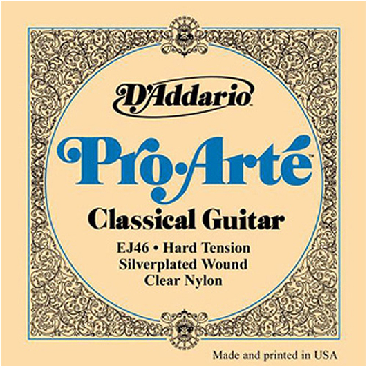 D`Addario Pro Art Hard Tension