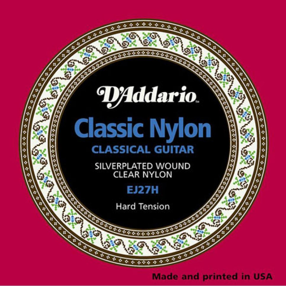 D`Addario Student Classical Strings