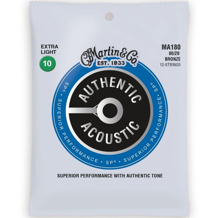 Martin MA180 Extra Light 12 String