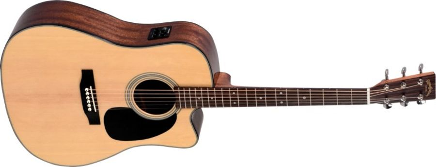 Sigma DMC-1STE+ Dreadnought Electro Acoustic