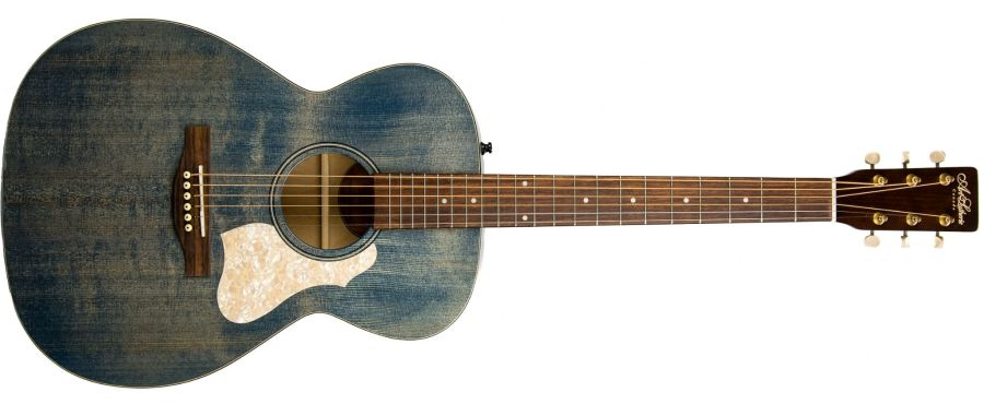 Art & Lutherie - Legacy Concert Hall Acoustic - Denim Blue