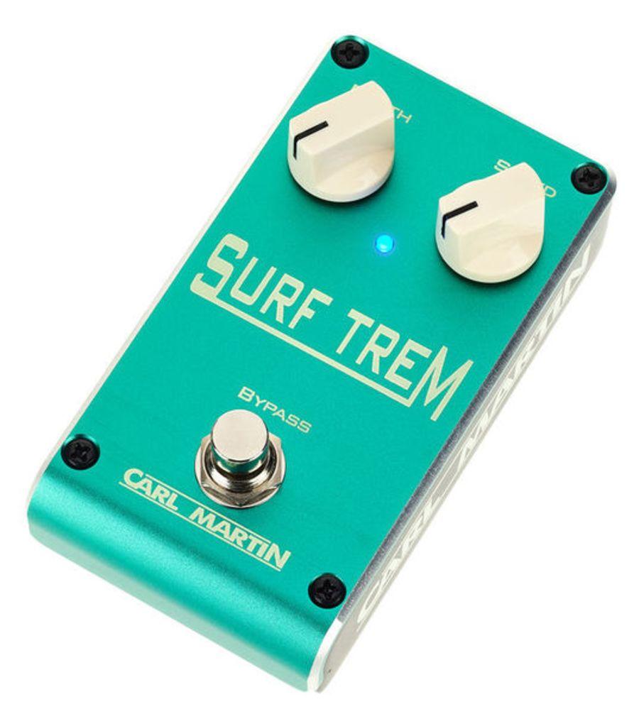 Carl Martin CM-0202 Surf Trem Guitar Effects Pedal