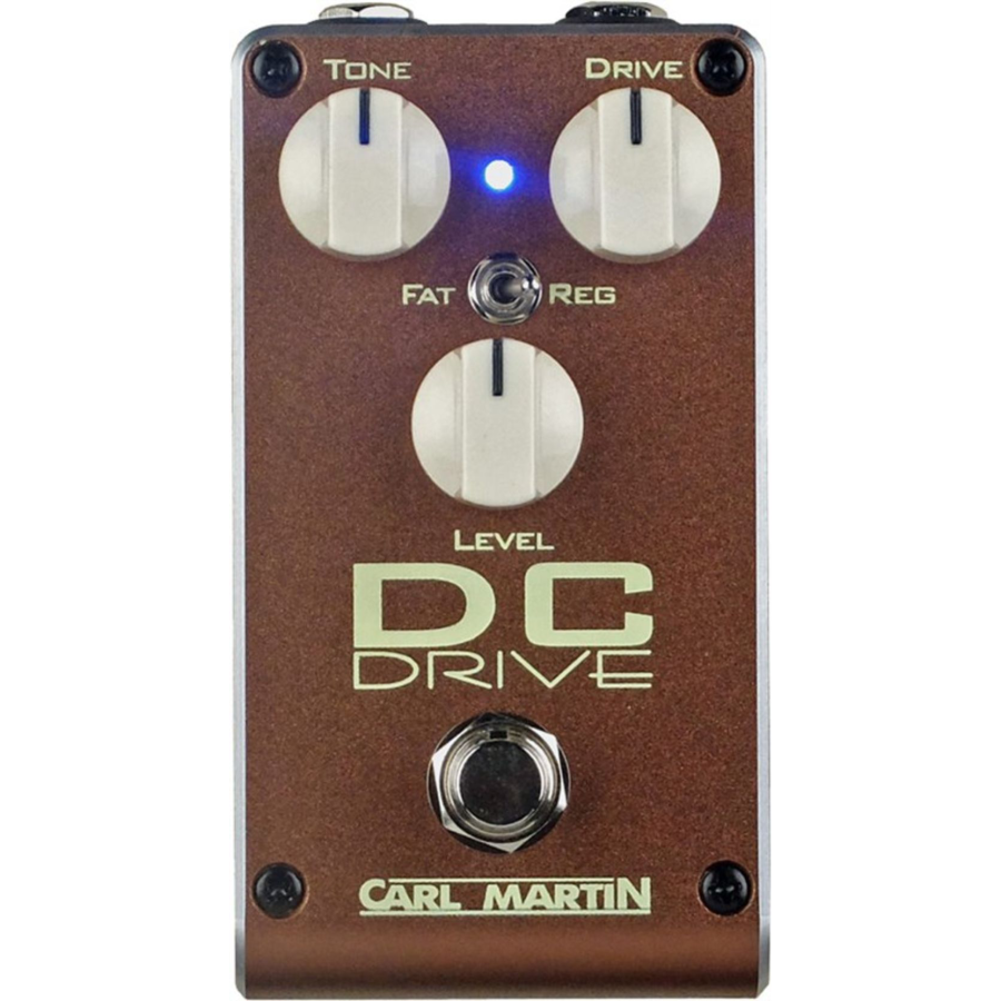 Carl Martin DC-Drive 2018 Overdrive Pedal