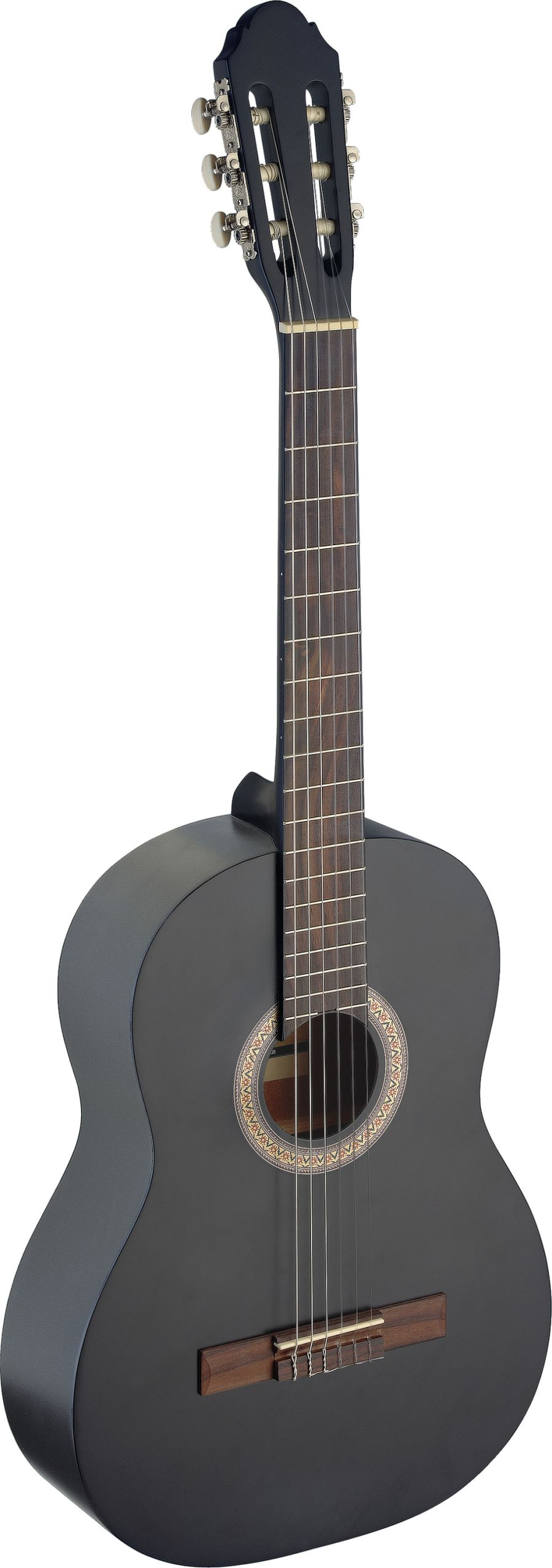 Stagg C400 Series Classical Guitar - Black