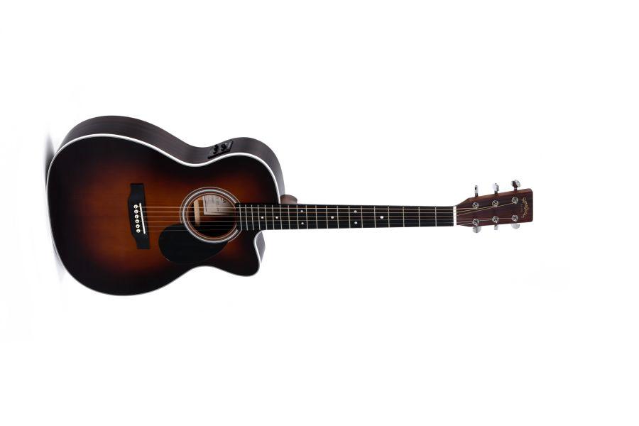 Sigma SIG-OMTC-1STE-SB+ Acoustic Guitar