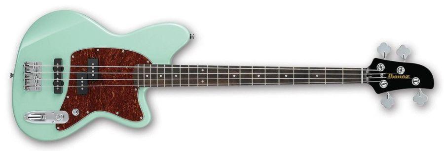 Ibanez TMB100-MGR Mint Green 4-String Bass Guitar