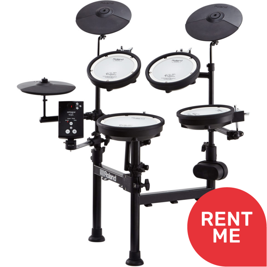 Roland TD-1KPX2 V-Drums Mesh Head Electronic Drum Kit