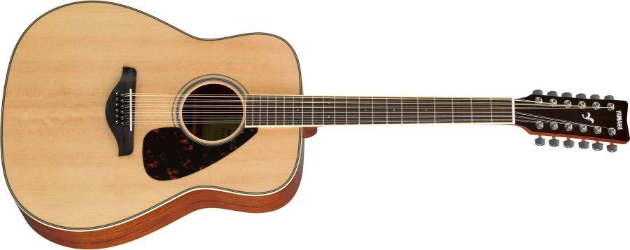 Yamaha FG 820 12 NT 12-String Acoustic Guitar