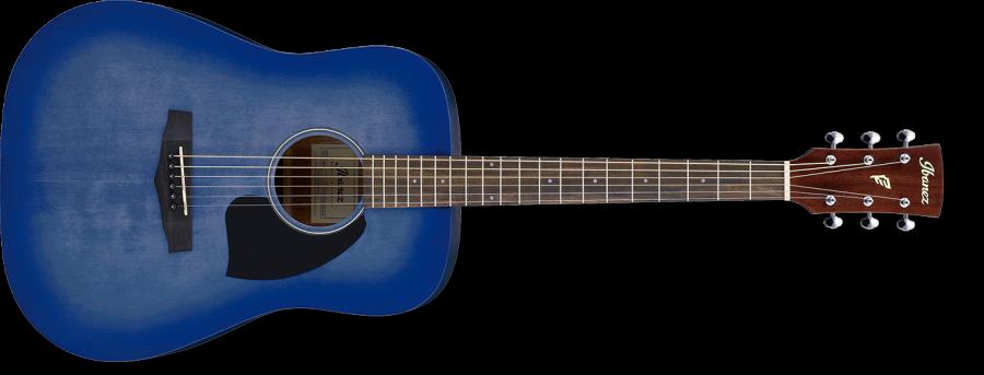 Ibanez PF18-WDB Acoustic Guitar