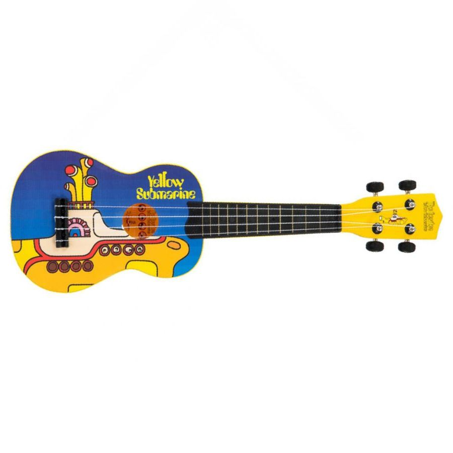 The Beatles YSUK01 Yellow Submarine Ukulele -  Blue