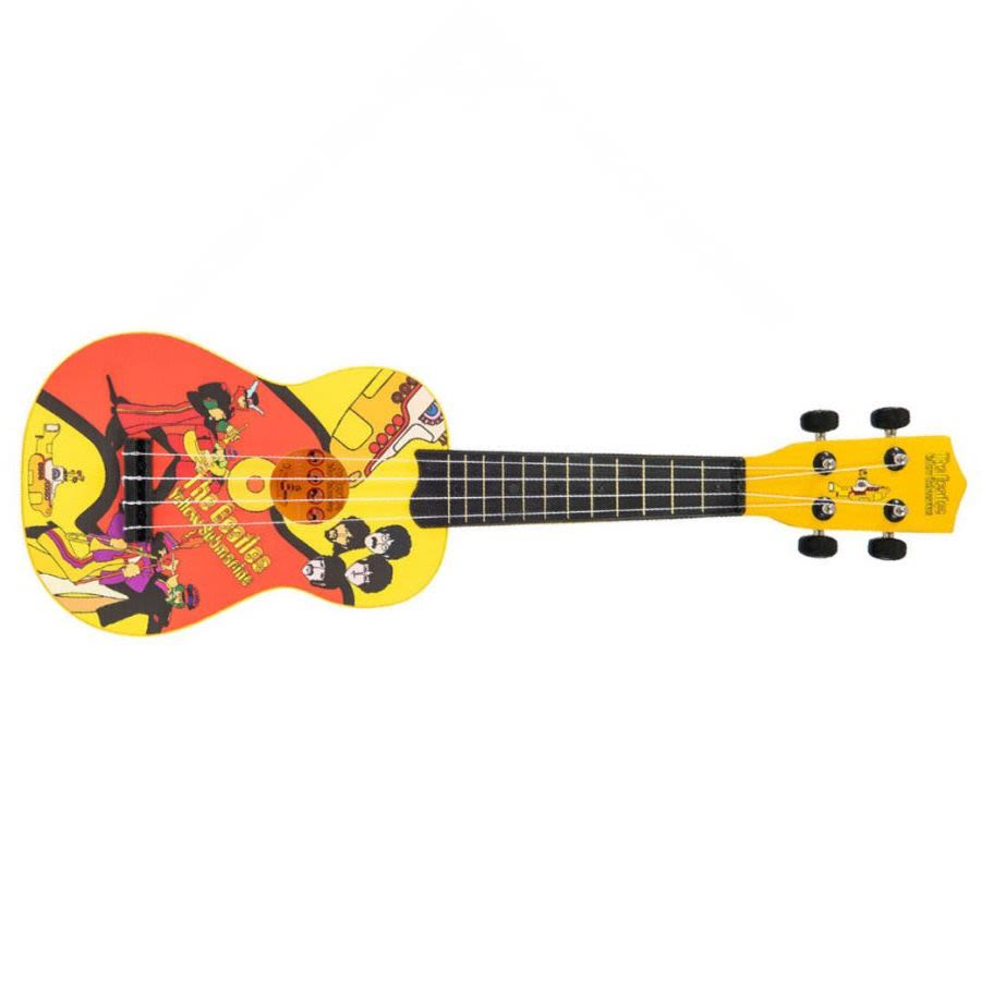 The Beatles YSUK03 Yellow Submarine Ukulele - Character