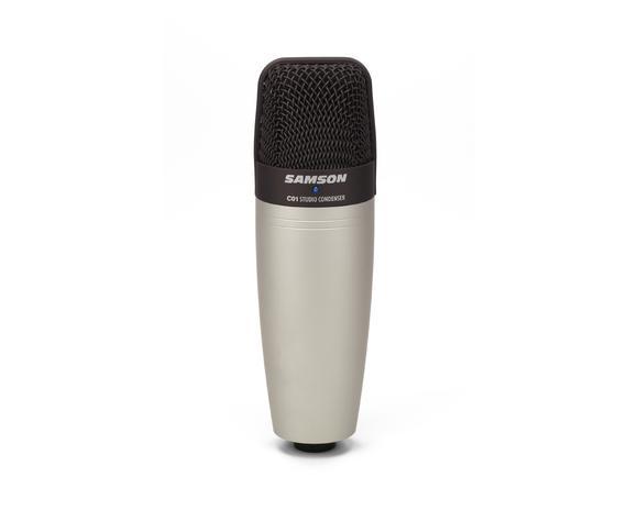 Samson CO1 Large Diaphragm Studio Condenser Microphone