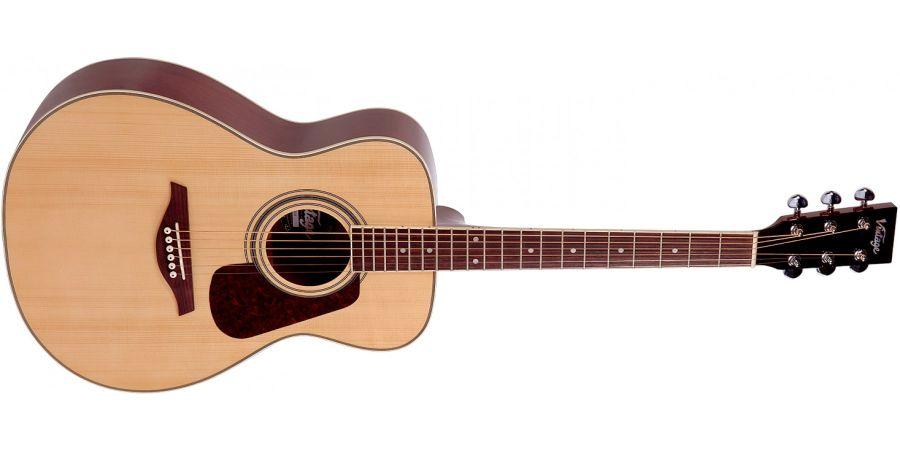 Vintage V300 Folk Acoustic Guitar - Natural