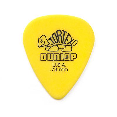 Jim Dunlop Tortex 0.73