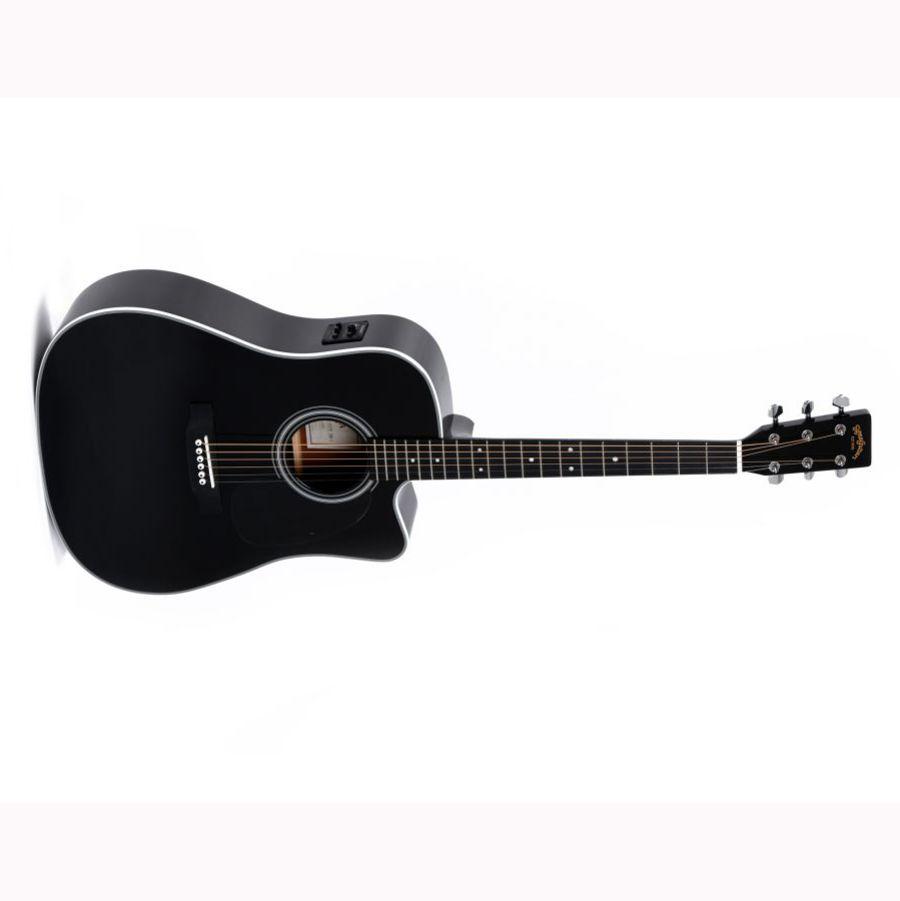 Sigma DMC-1STE BK+ Electro Acoustic Guitar