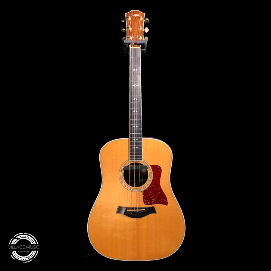 1997 Taylor 810 Acoustic Guitar - without RareEarth Pickup