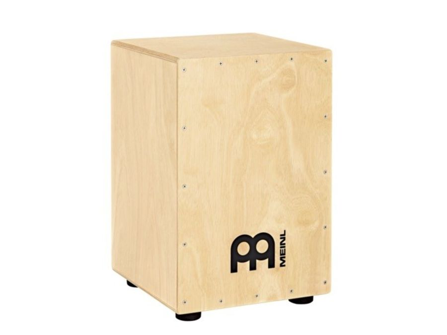 Meinl HCAJ1NT Cajon with Natural Frontplate