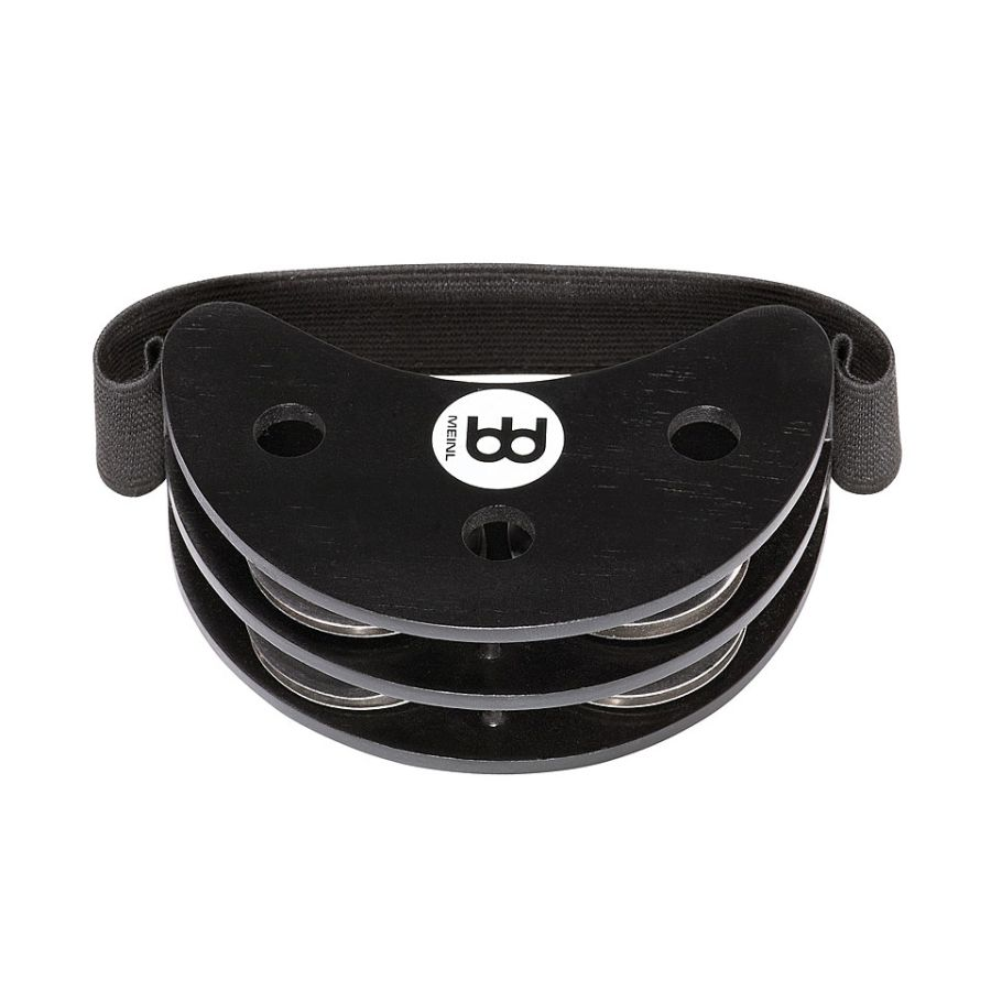 Meinl FJS2SBK Foot Jingle Shaker