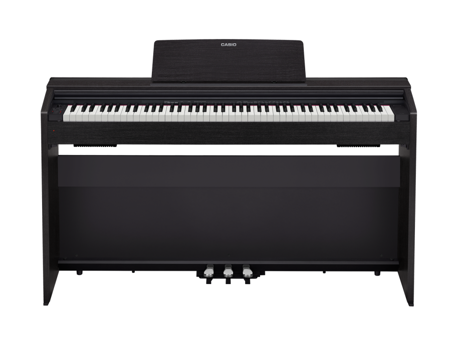 Casio Privia PX 870 Digital Piano, Black