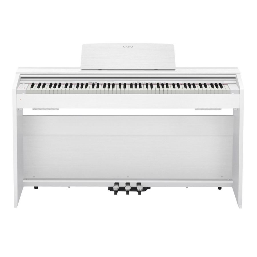 Casio Privia PX-870 Digital Piano, White