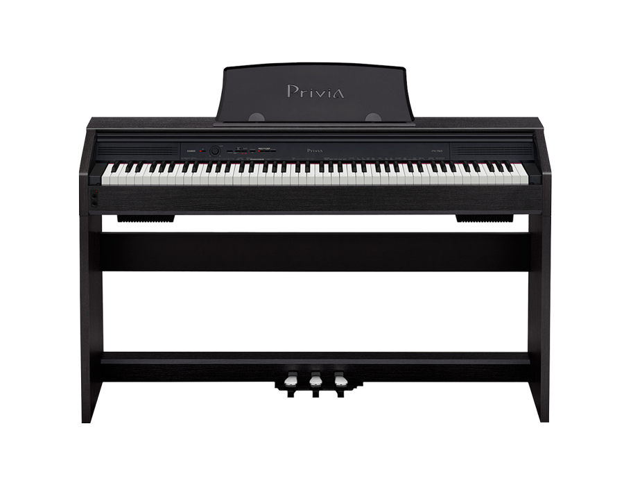 Casio Privia PX-760BK Digital Piano